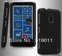 Rubber Hard Back Case For Nokia Lumia 620 Free Shipping