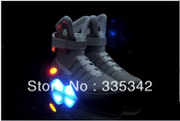 Free shipping, 2011 New Arrived Limited Memory MAG also Shoes Back to the Future Part II super star