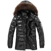 Free Shipping 2013 men warm is suing waterproof windproof winter down jacket parka coat quality hoodies outerwear