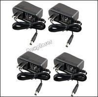 4 x CCTV CAMERA AC ADAPTER CHARGER POWER SUPPLY 12V 1A  KA-2PA04