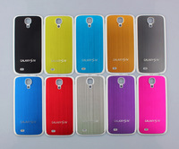 50PC/Lots DHL Free New Arrival Fashion and High quality Aluminum Battery back Cover Case For Samsung Galaxy S4 i9500