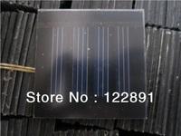Mini Solar Cell Laminated 2V 80MA 55X55MM Solar Panel  DIY Solar Power System/Battery Charger Wholesale 10pcs/lot  Free shipping