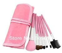 Free shopping!!!Low-cost sales makeup tools 7pcs make brush classical practice makeup brushes makeup brush