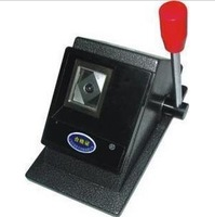 Desk type photo cutter 2 inch 35*45mm picture cutter for studio tools