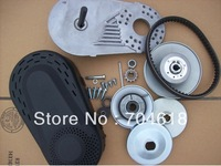 """12% discount Torque Converter 10 tooth 1"""" bore #40/41/420 many different brands of 8-13 HP small engines, Go Karts,a TAV2 30"""