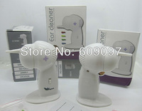 100 pcs free shipping ear cleaner ,Electronic Ear Cleaner color box packing