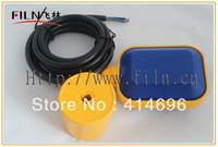 Free shipping cost  Rectangle 10A  Float Switch for tank and Liquid Fluid Water Level with 4 meters wire