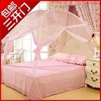 Mosquito net mongolia mosquito net bag dome mosquito net three door mongolia mosquito net bag 1.5 1.8 meters tent