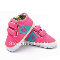 Free shipping wholesale 2013 attractive vigorous pale  red brand  basketball shoes style BB  shoes/prewalkers