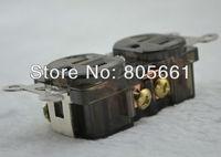 Hi End Audio EX-160COPPER Red Copper AC Power Receptacles (-160C Cryogenic Treatment)