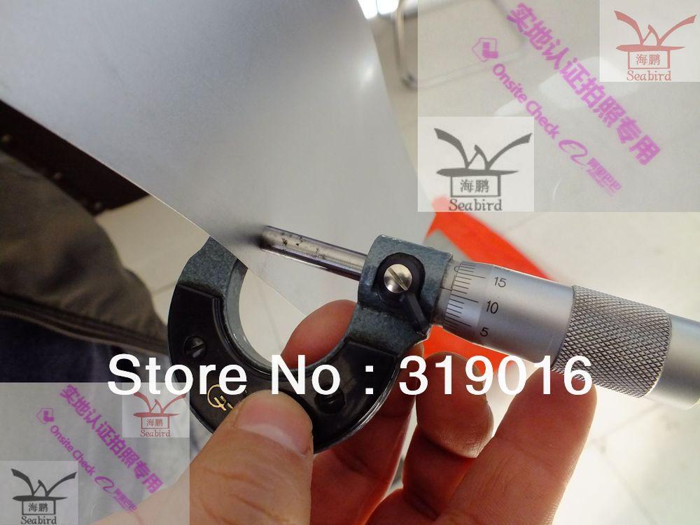 Nitinol Sheet Stock Nitinol Sheet Amp Plate