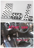 For LEXUS GS300,GS450,GS460 AT Foot Rest Fuel Pads Brake Pedal