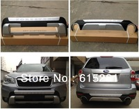 Subaru Forester Front Rear Bumper Protector Body Kits ,2013, ABS, Wholesale price
