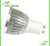 Holiday Sale GU10 8W Warm White / day white  Spot Light Bulbs High Power Drop Ship 85V-240V
