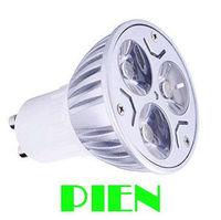 GU10 LED Bulb 3W Home bedroom ceiling Spot lighting E27|E14 85-265V Lamp Cold|Warm white Energy saving Free Shipping 6pcs/lot