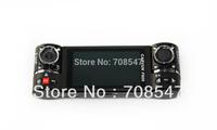"DHL 2pcs/lot  F600 2.7"" TFT LCD Screen Dual Lens Night Vision video camorder 1280 X 480P Car DVR Video Recorder Camera Wholesale"