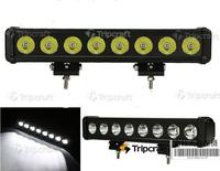 free shipping 10~45V 80w cree work light bar spot flood combo LED 4WD boat UTE Truck Mining Camping ATV driving lamp lighting