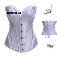 Screw stsrhc the bride wedding dress underwear abdomen drawing bra corset underwear 8947