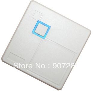 Wiegand 26 protocal 13,56 mhz rfid( ic) zutrittskontrolle kartenleser ohne Tastatur