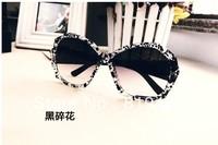 Freeshipping 2013 Hot !!! Name Brand Reflective Sunglasses Unisex Retro for Women Gold metal Rim Glasses Sports for Men SG-27