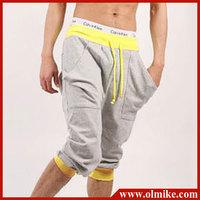 2013 new Fashion Han edition leisure mens sports shorts Summer 3 colors Cotton Blends slacks Asia size S-XXL C408