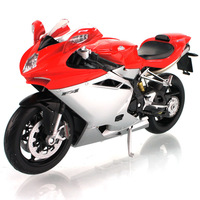 freeshipping ! 2013 HOT !  Welly 1:10 MV AGUSTA F4  alloy model super  motorcycle
