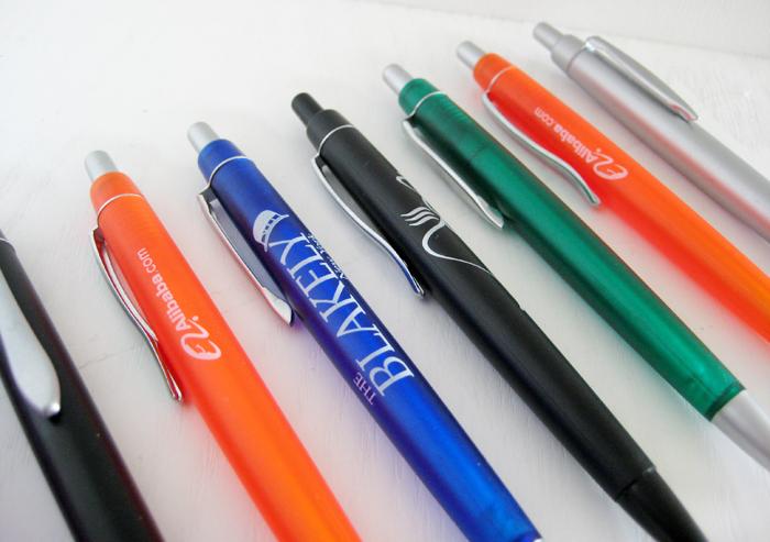 Free shipping free print logo promotion pen ball point Roller Pen advertising pen promotion gift enterprise logo pen 1000 pcs(China (Mainland))