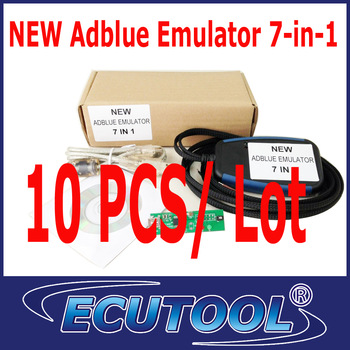 Top Quality 7 in 1 Adblue for Mercedes, MAN, Scania, Iveco, DAF, Volvo, Renault Truck Adblue Remove Tool -EMS DHL Free