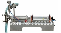 Free Shipping, High Speed Pneumatic Piston Liquid Filling Machine,Liquid Filler(10-1000ml)