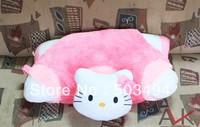 Free Shipping Hello kitty Pillow Cushion Plush Toy Dolls Retail 1PCS