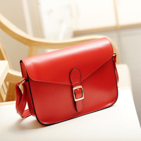 2013 women's handbag messenger bag small bag fashion vintage bag preppy style one shoulder cross-body bag