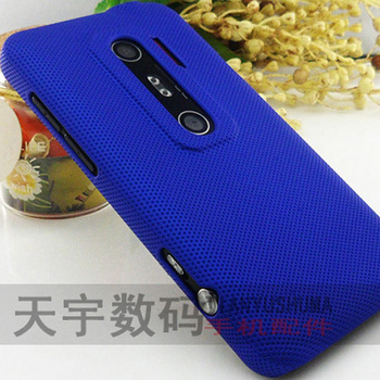 NEW FASHION PLASTIC NET HARD DREAM MESH HOLES CASE COVER FOR HTC G17 EVO 3D X515m FREE SHIPPING