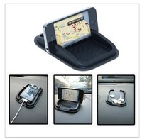 Car phone holder car mat multifunctional storage box car navigation frame