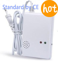 Security Leaking Gas Detector Alarm, Standard by CE, Factory Direct Wholesale