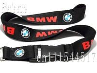 DHL Free Shipping  men's car/ automobile Phone  lanyard mobile neck strap wholesaler ID Holders