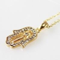 Min. order $9 Fashion personality paragraph fashion sparkling inlaying diamond necklace XL121