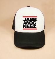 Mask hat hot-selling jabbawockeez jm hip-hop cap mesh cap