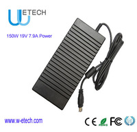 19V 7.9A laptop power supply for HP
