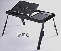 Free shipping Multifunctional laptop table laptop cooling pad bed 2 desktop computer desk