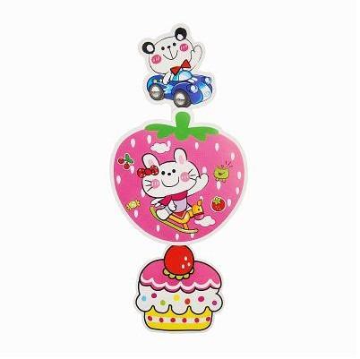 Fashion Electronic Animal Decoration Swing Toy Wall Decor HG1581(China (Mainland))