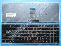 NEW Russian keyboard for Lenovo U510 black with Silver Frame Russian keyboard RU