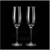 Lead-free glass cup wine glass champagne glass hanap red wine cup set furniture 2