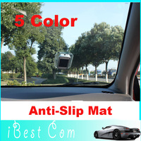 5PSC Free/Drop Shipping Magic Non slip sticky pad anti slip mat Car Anti-slip Pad 14cm*8.5cm Washable Durable Use Wholesale