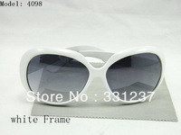 High quality 4098 sunglasses woman fashion brand sunglasses 5 colors Classic sunglasses