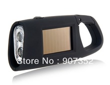 wholesale solar led flashlight
