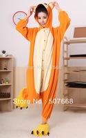 1 pcs Cartoon monkey Cosplay Costumes Animal Leopard Anime Pyjamas Sleepwear