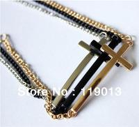 wholesale fashion punk across bracelet