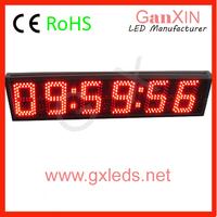 shenzhen hot sale 5 inch led sports timer led timer