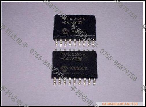 Цена PIC16C622A-04I/SO