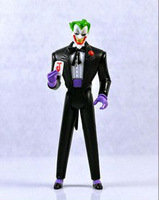 Free Shipping The Joker SUPER HERO DC SUPERMAN BATMAN  Figure Toy Collection